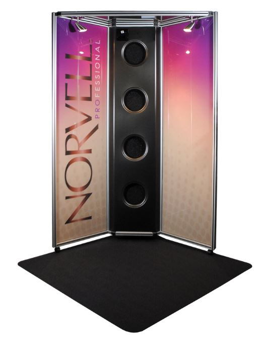 Norvell Overspray Booth - Color Panels