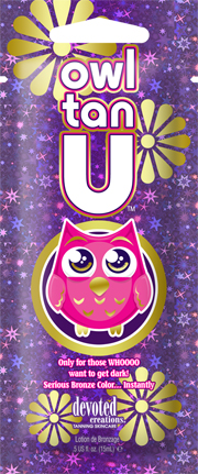 Owl Tan U™ Extreme Immediate and Delayed Bronzers Pkt