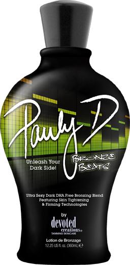 Pauly D Bronze Beats™ Dark DHA Free Bronzing Blend