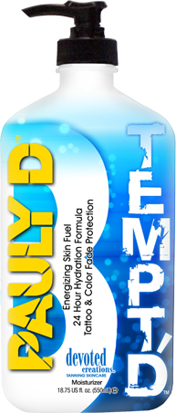 Pauly D's B. Tempt'd™ Energizing Skin Fuel 24 hour Hydration Formula
