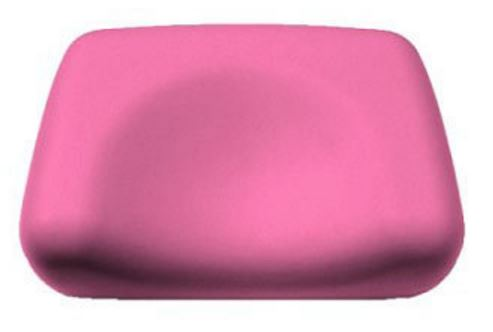 Foam Contour Pillow-Pink