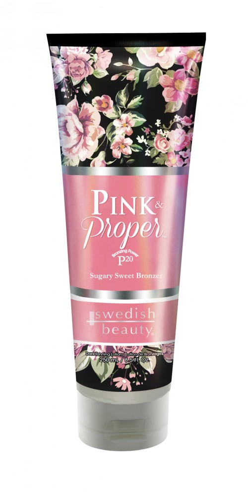 Pink & Proper™ P20 Sugary Sweet DHA Bronzer with Praline and Honey