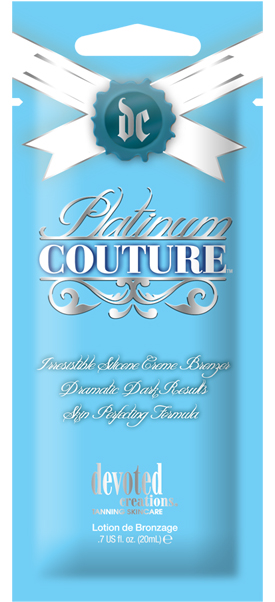 Platinum Couture™ Sheer Silicone Crème Bronzer with light-reflecting Jewel extracts