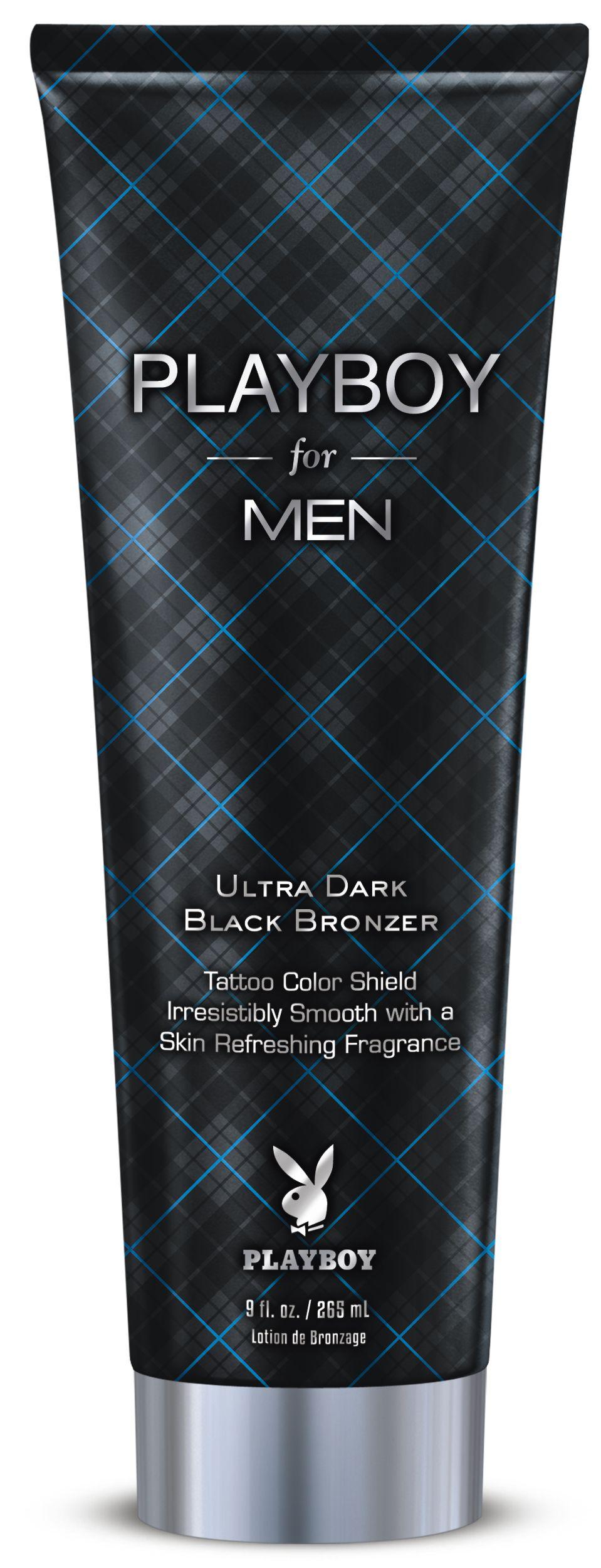 Playboy™ for Men Ultra Dark Black Bronzer