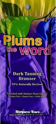 Plums The Word™Pkt