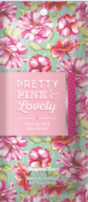 Pretty Pink & Lovely Tan Maximizer Pkt