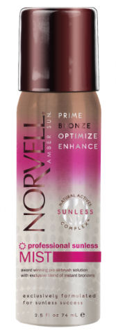 Professional Sunless Mist™ 2.5 oz