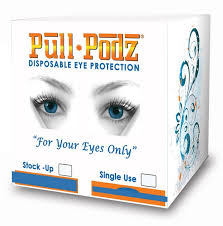 Pull Podz Disposable Eyewear