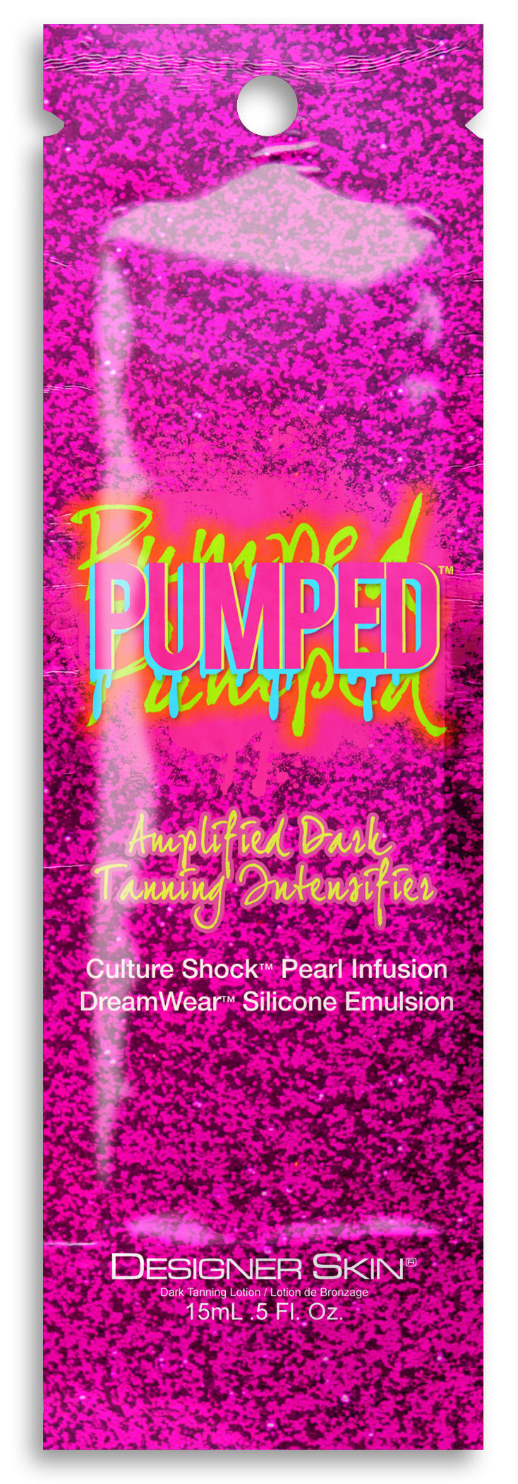 Pumped™ Amplified Intensifier