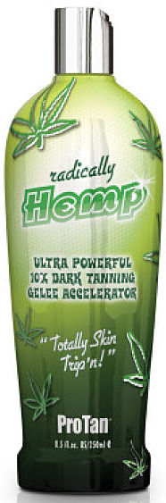 Radically Hemp® 10X Dark Tan Accelerator Gelee