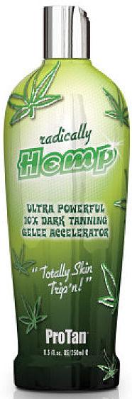 Radically Hemp® 10X Dark Tan Accelerator Gelee