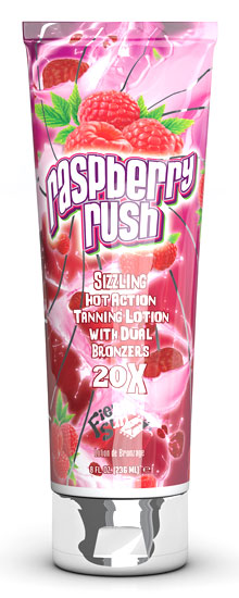 Rasberry Rush™ Sizzling Hot 20X Dual Bronzers