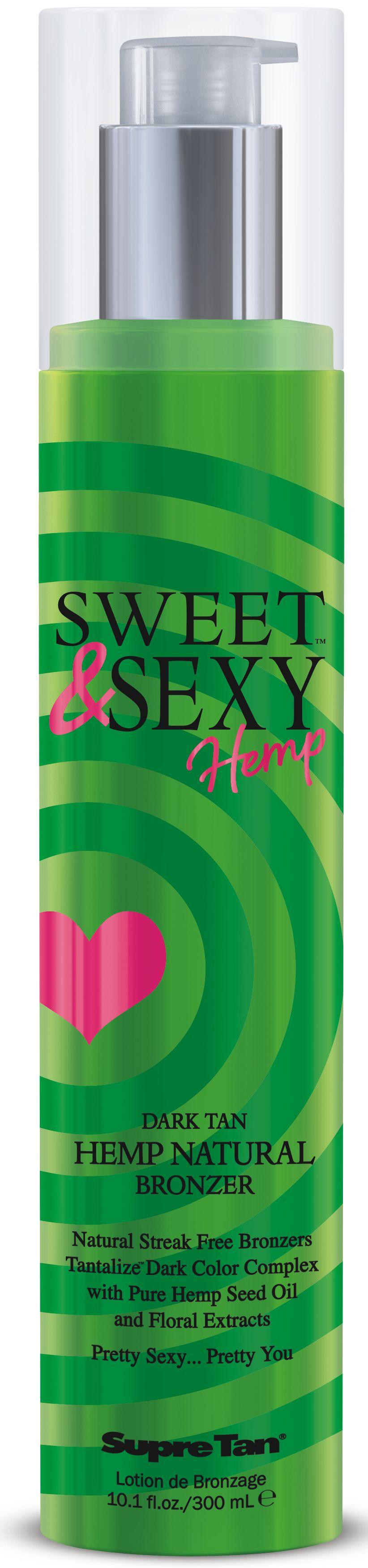 Sweet & Sexy™ Hemp Natural Bronzer