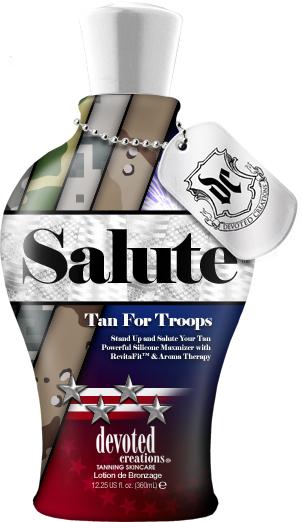 Salute™ Powerful Silicone Maximizer