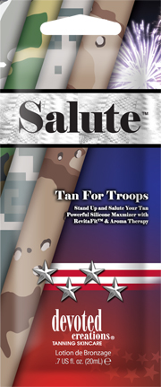 Salute™ Powerful Silicone Maximizer Pkt