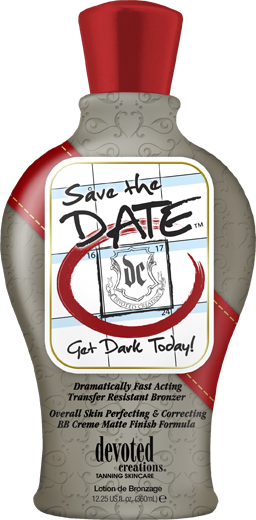 Save The Date™ Transfer Resistant Bronzer Skin Perfecting BB Crème Matte Finish