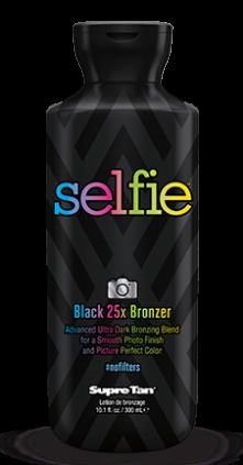 #Selfie Black 25x Bronzer