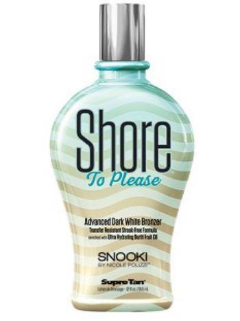 Snooki Shore To Please Advanced Dark White Bronzer