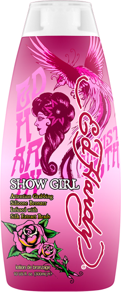 Show Girl™ Bronzer Infuse with Silk Extract Beads
