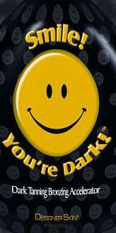 Smile! You're Dark!® Bronzing Accelerator Pkt