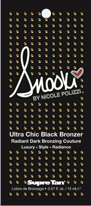 Snooki™ Ultra Chic Black Bronzer Couture Pkt