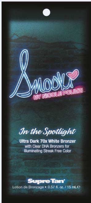 Snooki™ In the Spotlight Ultra Dark 70x White Bronzer Pkt