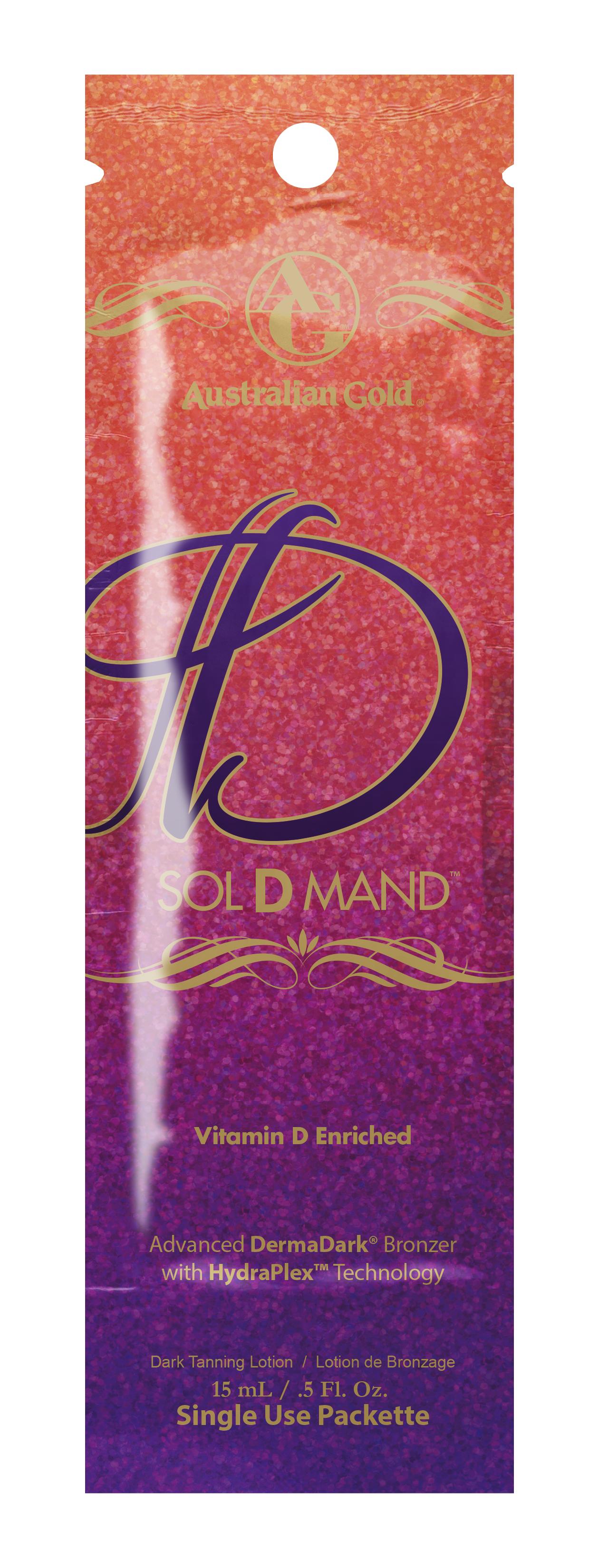 Sol D Mand™ Advanced DermaDark® Bronzer Pkt