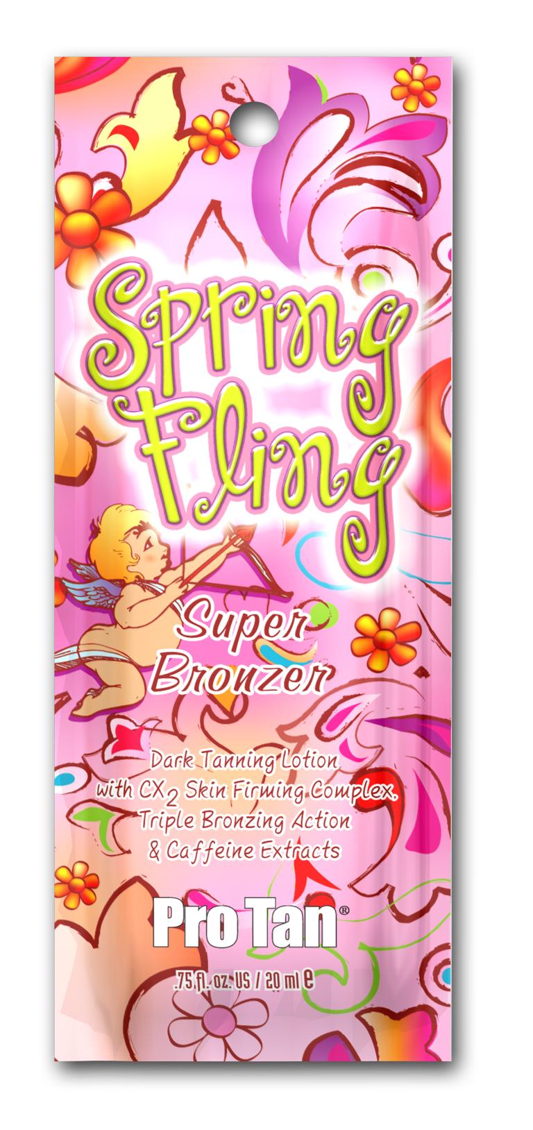 Spring Fling® Super Bronzer Pkt