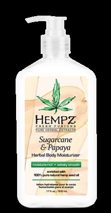 Hempz® Sugarcane & Papaya Herbal Body Moisturizer