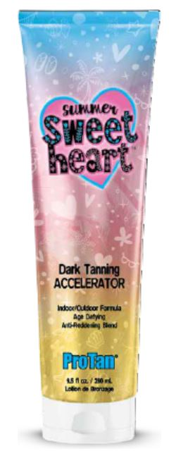 Summer Sweetheart Dark Tanning Accelerator