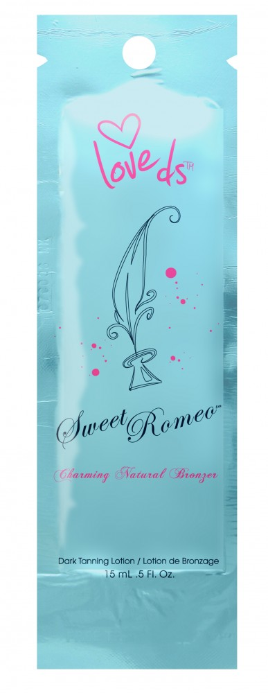 Sweet Romeo® Charming Natural Bronzer Pkt