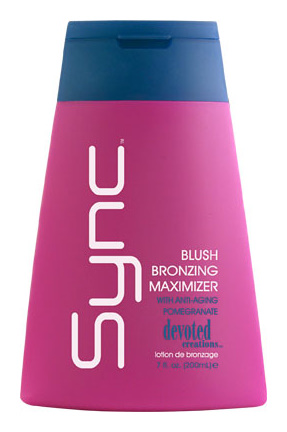 Sync™ Blush Bronzing Maximizer with Anti-Aging Pomegranate