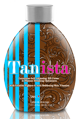 Tanista™ Self Adjusting BB Creme with Cellulite Fighters