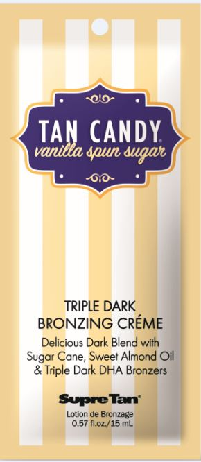 Tan Candy™ Triple Dark Bronzing Creme Pkt