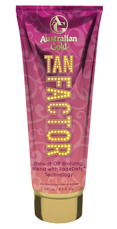 Tan Factor™ Aloe-Based Show-It-Off Bronzing Blend