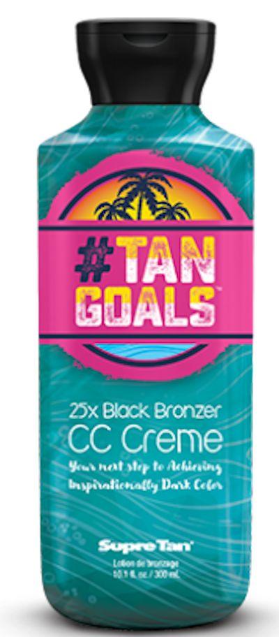 #Tangoals Black 25X Bronzer CC Creme