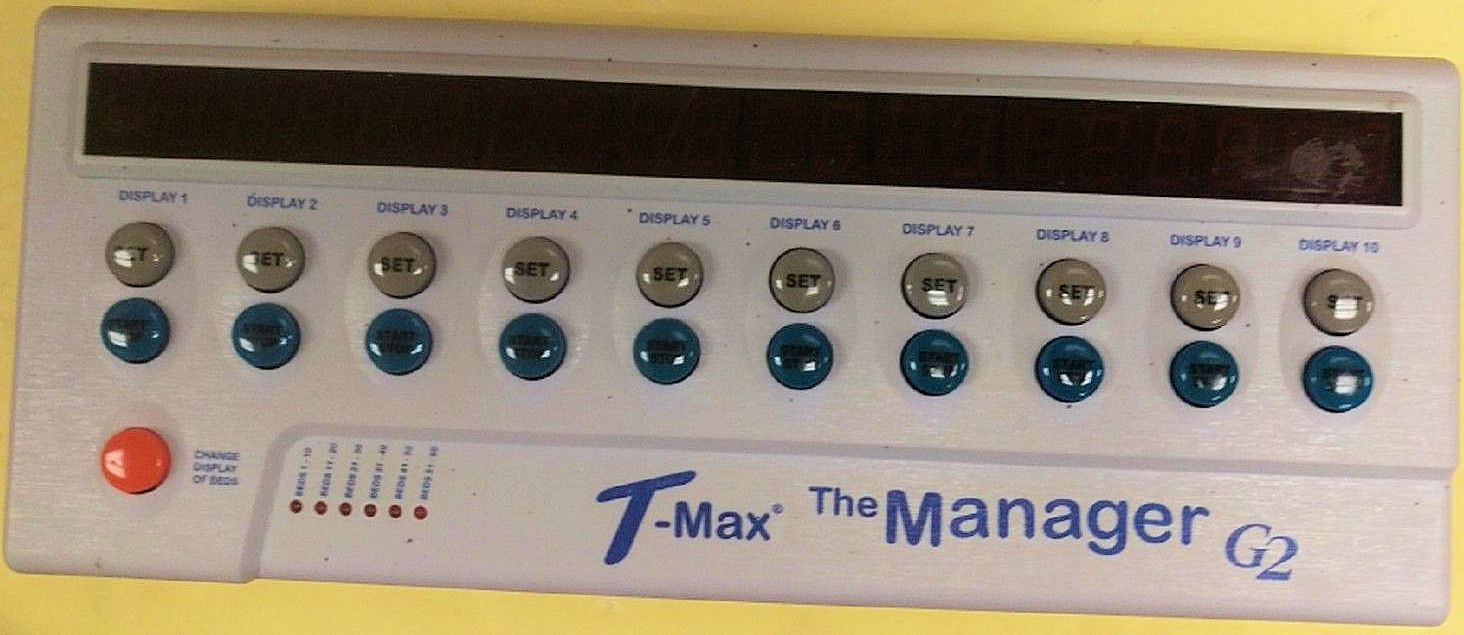 T Max Manager G2