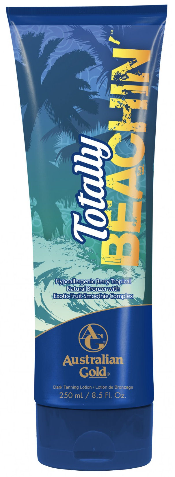 Totally Beachin'™ Hypoallergenic Berry Tropical Natural Bronzer