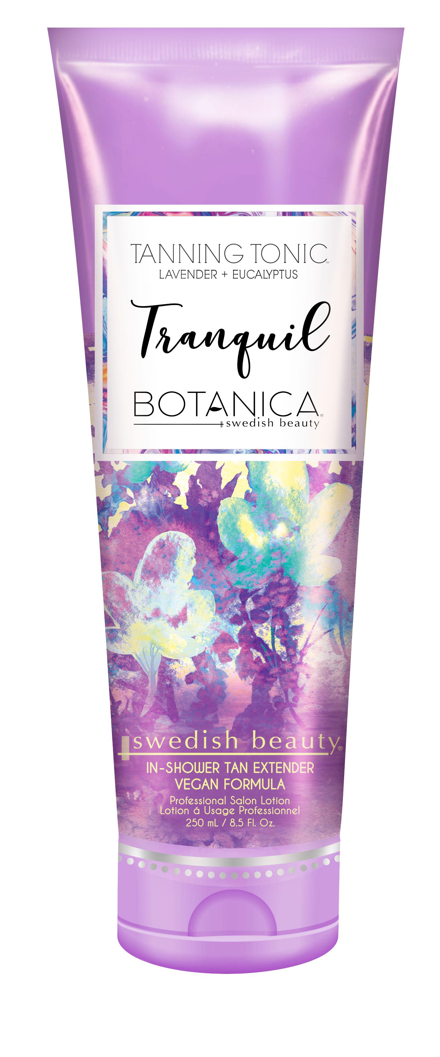 Tranquil Tanning Tonic™ Lavender + Eucalyptus In-Shower Tan Extender