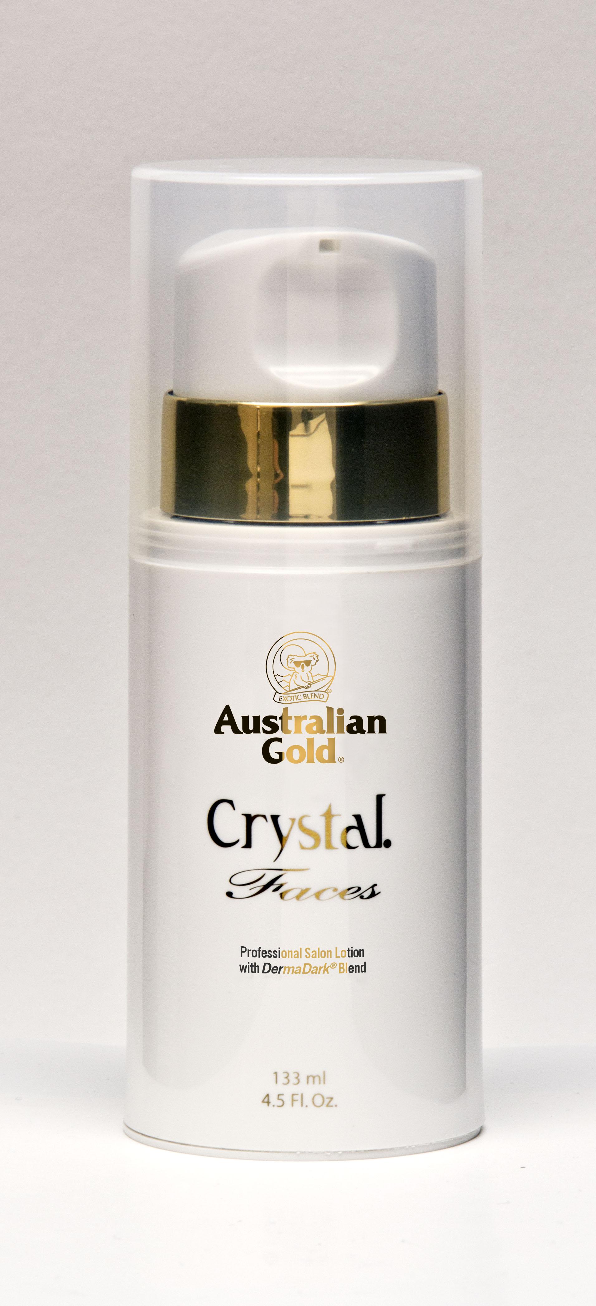 Crystal® Faces Intensifier with DermaDark® Bronzers