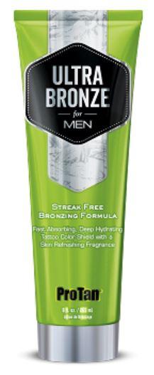 Hempz For Men Ultra Dark Natural Bronzer