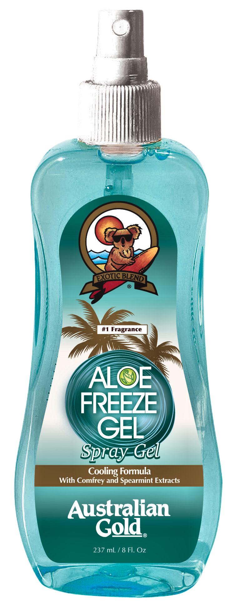 Aloe Freeze Spray
