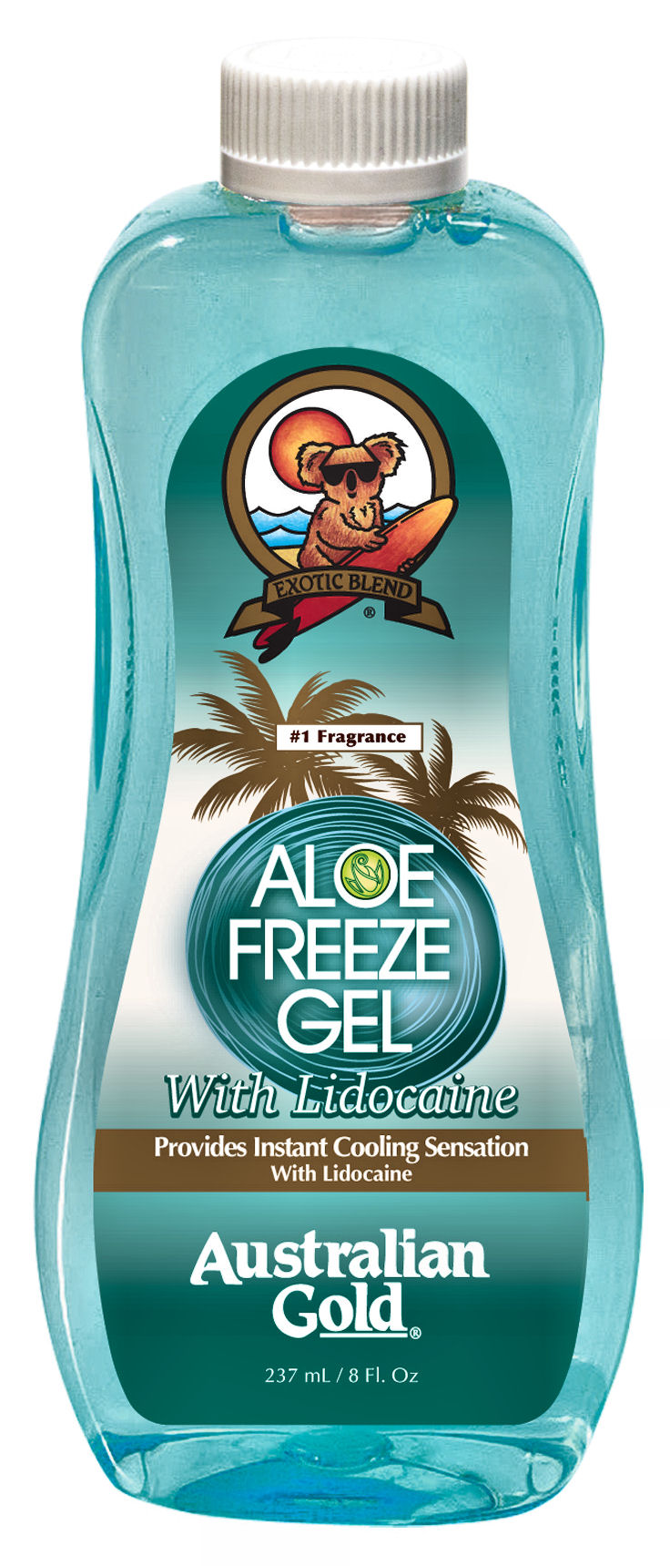 Aloe Freeze Gel Lidocaine