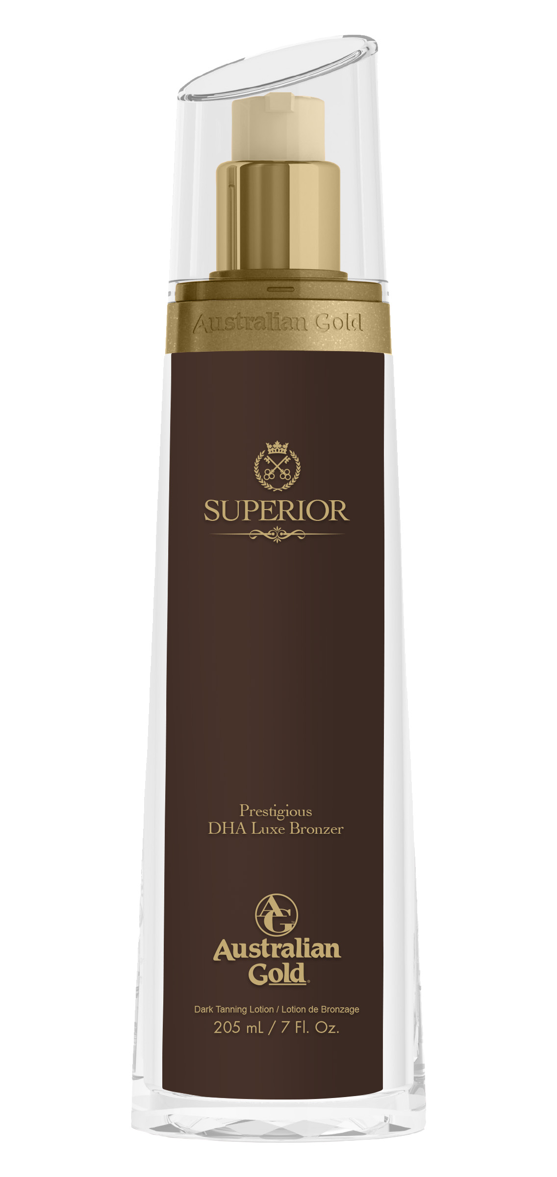 Superior™ DHA Bronzer with Liposomal Illuminating Complex
