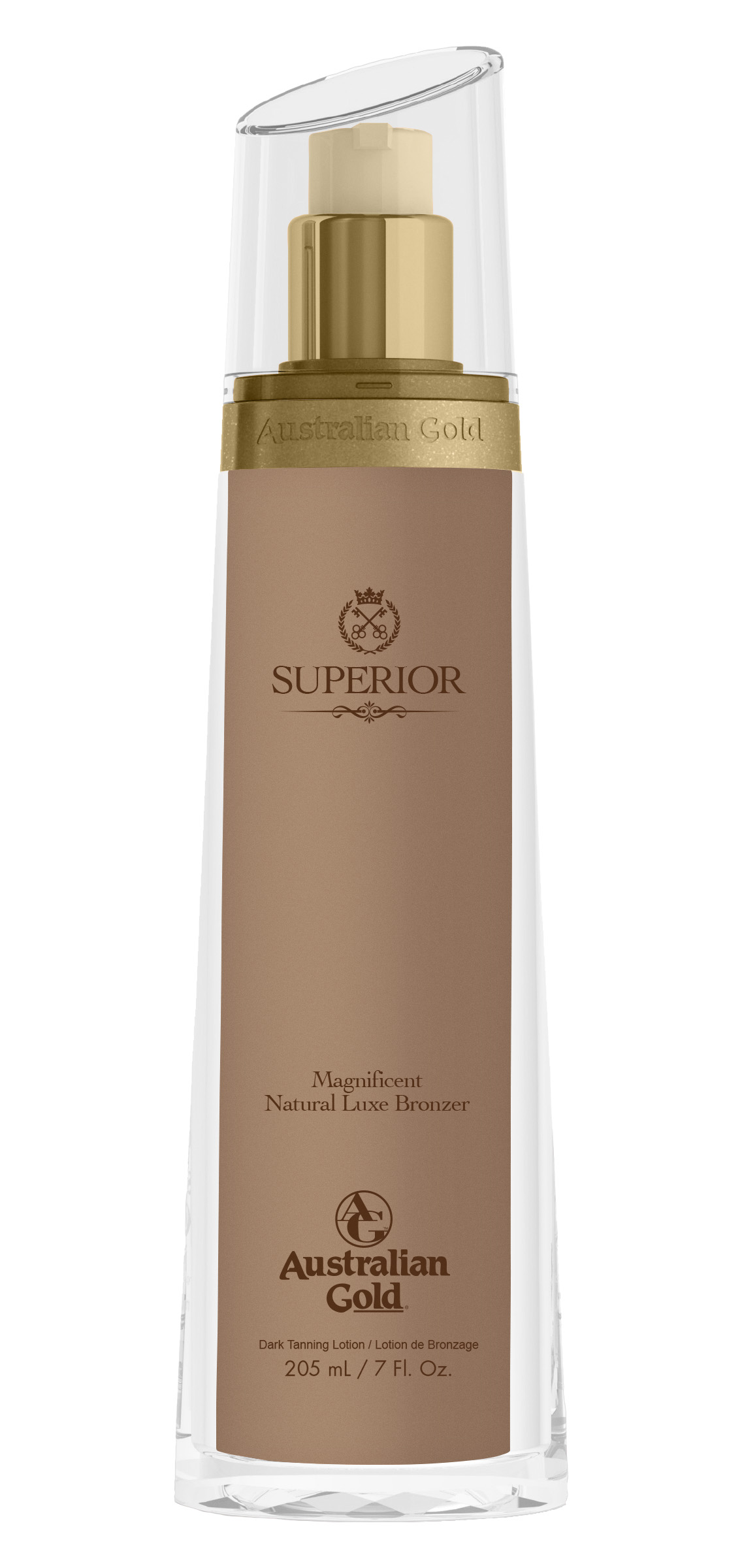 Superior™ Natural Bronzer with Skin Reviver Technology