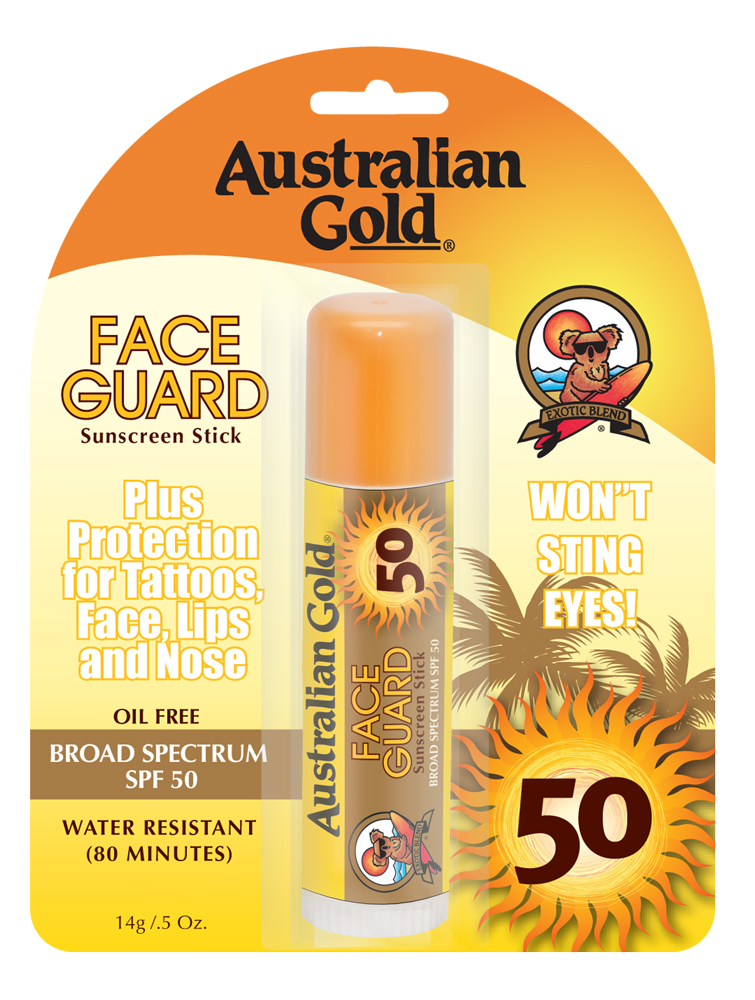 SPF 50 Face Guard .6oz