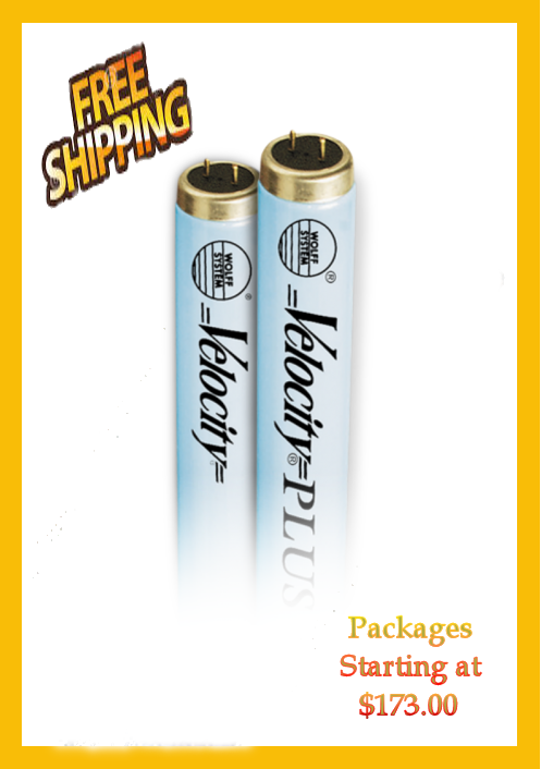 Velocity 100W F73 (10 - 34 lamp packages)