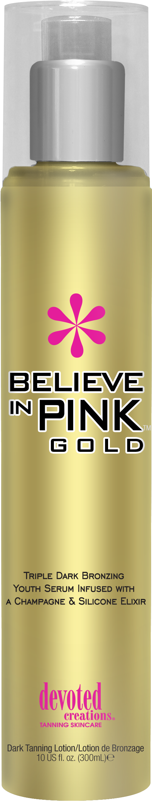 Believe In Pink GOLD™