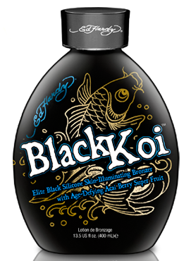 Black Koi ™ Elite Black Bronzer Pkt
