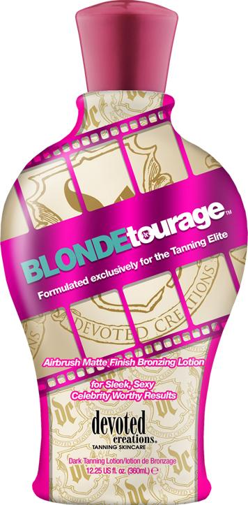Blondetourage™Airbrush Matte Finish Bronzer